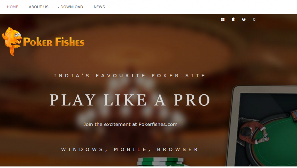 PokerFishes