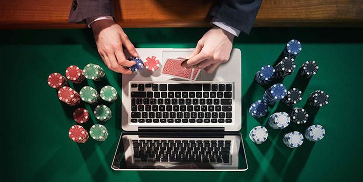online poker room stats