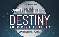 {:ru}(03.06.2017) Destiny - это ваш путь к славе на Spartanpoker{:}{:en}(03.06.2017) Destiny is your road to glory at Spartanpoker{:}