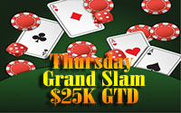 {:ru}(13.06.2017) Thursday Grand Slam - новый турнир в Pokermonster!{:}{:en}(13.06.2017) Thursday Grand Slam is a new tourney at Pokermonster!{:}