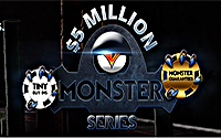 {:ru}(28.09.2017) Что такое MONSTER SERIES, или как выиграть часть от 5 000 000$?{:}{:en}(28.09.2017) What is MONSTER SERIES, or how to win a part of $ 5,000,000?{:}