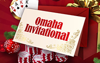 {:ru}(01.12.2017) Праздничный турнир $25K Xmas Omaha Invitational в Natural8!{:}{:en}(01.12.2017) $25K Xmas Omaha Invitational at Natural8!{:}