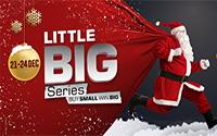 {:ru}(20.12.2017) Little Big Series - четыре дня невероятных турниров на SpartanPoker!{:}{:en}(20.12.2017) Little Big Series - four days of incredible SpartanPoker tournaments!{:}