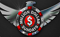 {:ru}(14.01.2018) Million Dollar Sundays вернулись на Pokerking!{:}{:en}(14.01.2018) Million Dollar Sundays are BACK on a regular basis at Pokerking!{:}