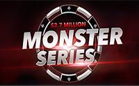 {:ru}(16.03.2018) Срывайте КРУПНЫЕ ПРИЗОВЫЕ в турнирах Monster Series!{:}{:en}(16.03.2018) Win BIG in the $2.7M Gtd Monster Series!{:}