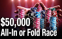 {:ru}(3.04.2018) Гонка All-in or Fold с призовым более $50,000 в LotosPoker!{:}{:en}(3.04.2018) $50,000 All-In or Fold Race at LotosPoker! {:}