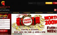 Рум SpartanPoker добавляет китайский покер (OFC) в список игр