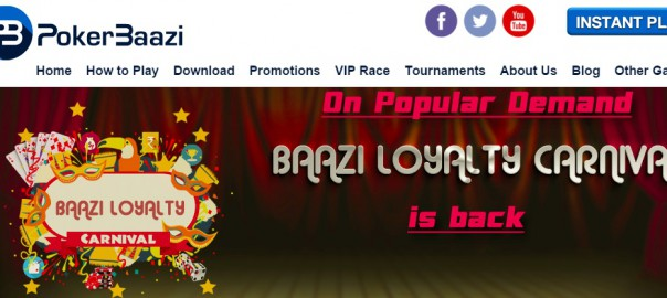 Pokerbaazi Promotions