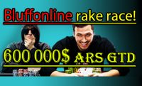 Rake race Bluffonline