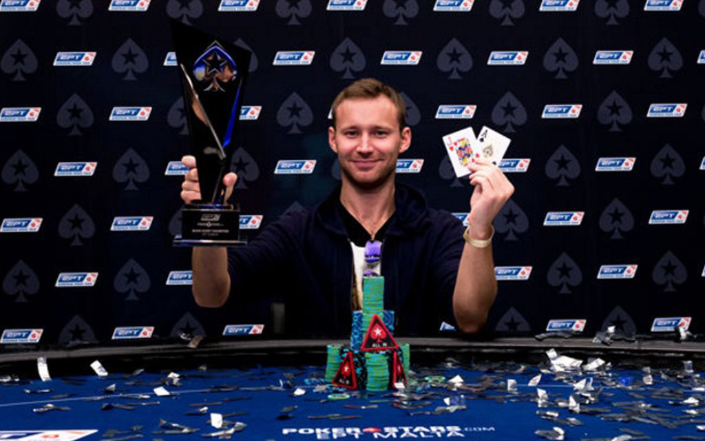 Alexey Boyko won the Main Event at EPT Malta!