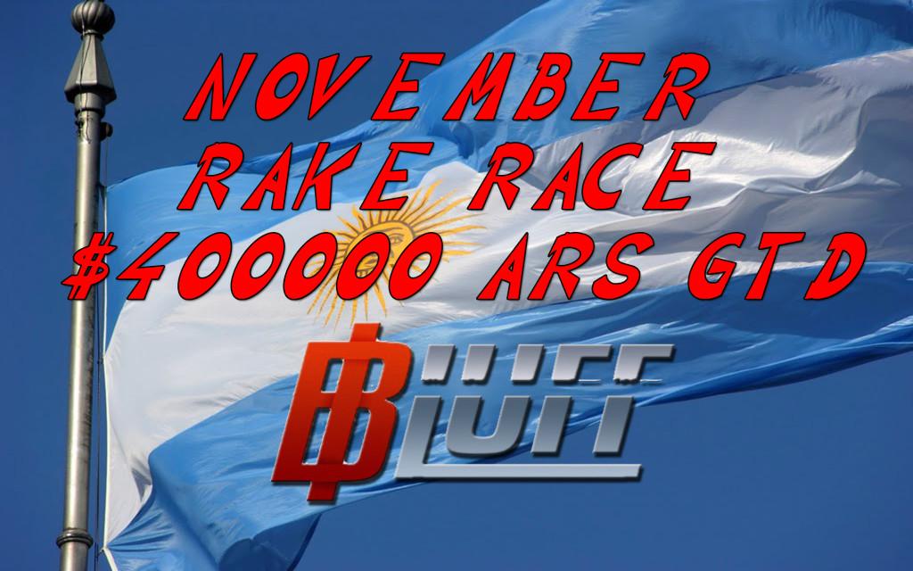 November Rake Race