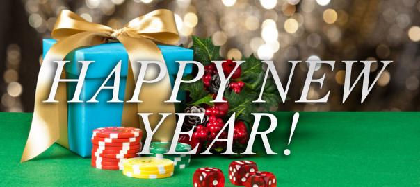 Поздравления с Новым годом от Asia-poker!