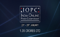 IOPC - Чемпионат Индии по онлайн покеру c 23 по 29 января!