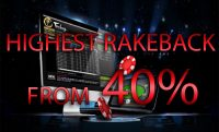 Tianlong poker - высокий рейкбек от 40%!