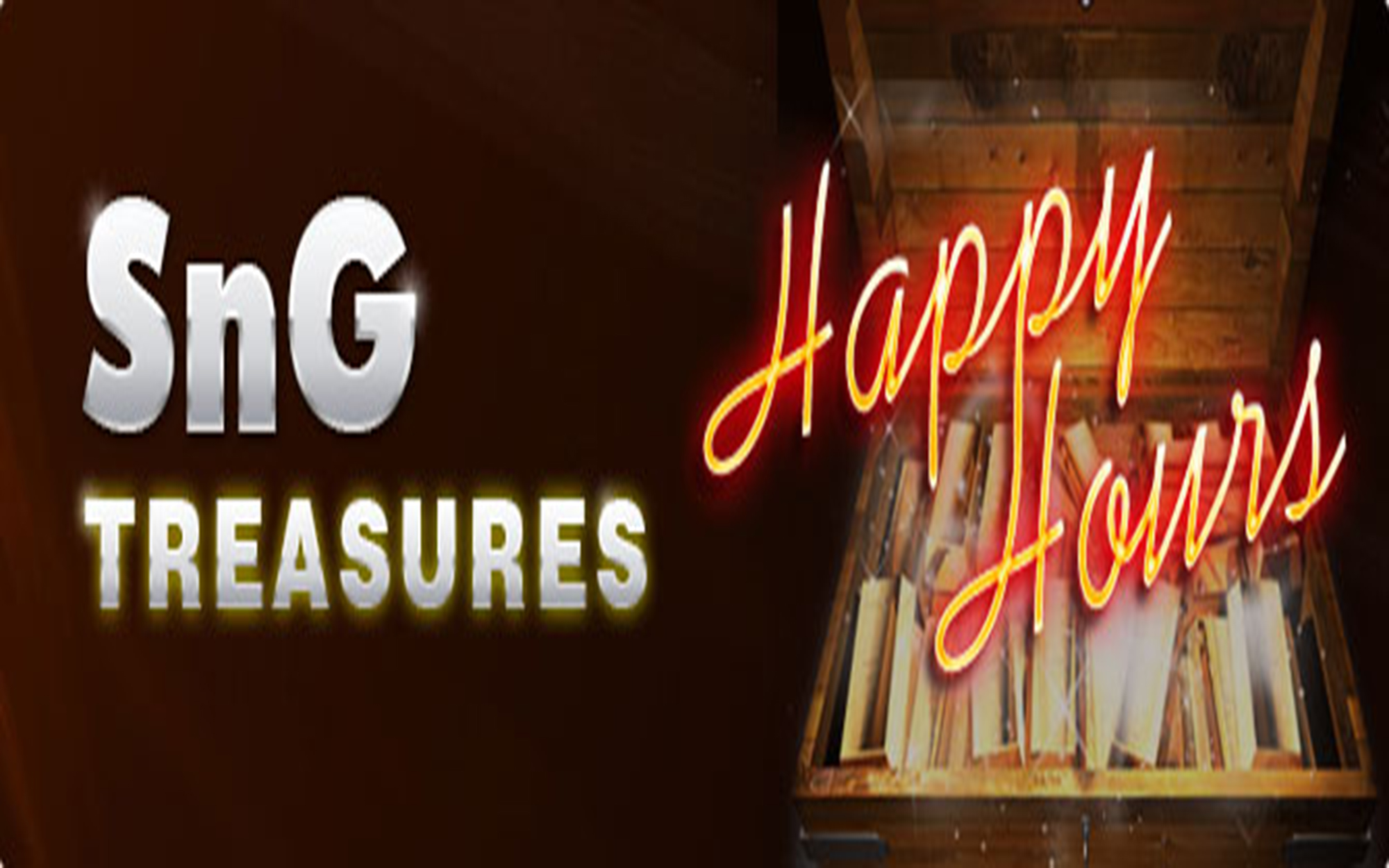 SNG Treasures from Pokerking!
