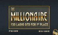 """Новогодний турнир """"The Millionaire"""""""