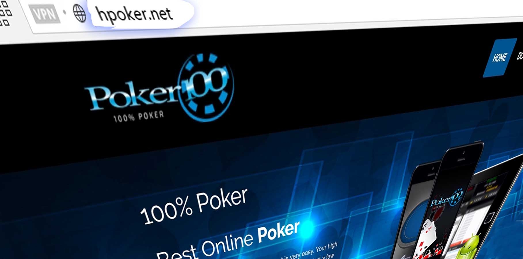Poker100 has moved to a new domain.