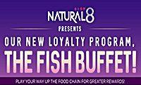 VIP программа Fish Buffet