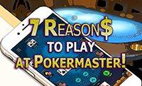 Семь причин играть на Pokermaster