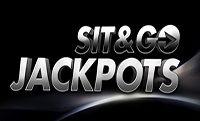 джэкпоты Sit & Go