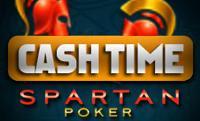 cash time spartan poker