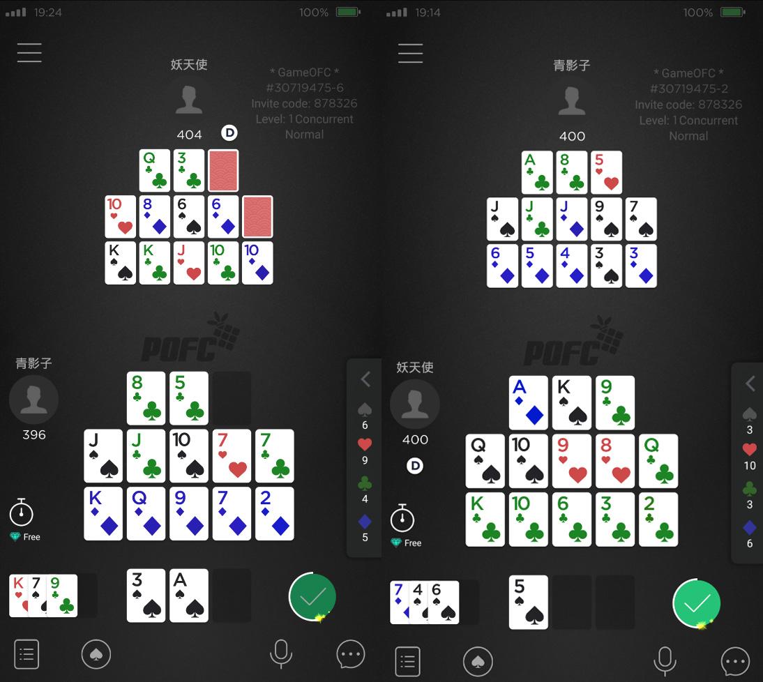 OFC at Pokermaster