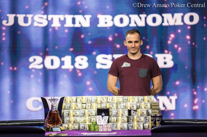 Justin Bonomo won $ 5,000,000 on the Super Highroller Bowl.
