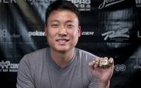 {:ru}(8.07.2018) Дэн Мацузуки победил в турнире WSOP по стаду хай-лоу c байином $10,000{:}{:en}(8.07.2018) DAN MATSUZUKI WINS $10,000 SEVEN-CARD STUD HI-LO CHAMPIONSHIP{:}