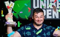 {:ru}(5.08.2018) Антон Винокуров одержал победу в Главном событии Unibet Open.{:}{:en}(5.08.2018) Anton Vinokurov Wins Unibet Open Main Event.{:}