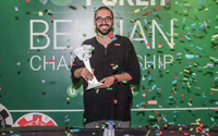 {:ru}(06.09.2018) Кристоф де Мельдер занял 1 место в Unibet Poker Belgian Championship{:}{:en}(06.09.2018) Christophe De Meulder took 1st place at the Unibet Poker Belgian Championship{:}