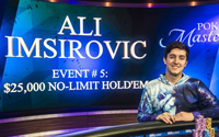 {:ru}(19.09.2018) Али Имсирович победил в Poker Masters Event #5{:}{:en}(19.09.2018) Ali Imsirovic won Poker Masters Event #5.{:}