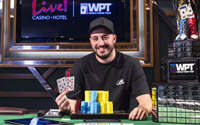 {:ru}(29.09.2018) Тони Руберто победил в WPT Maryland{:}{:en}(29.09.2018) Tony Ruberto wins WPT Maryland.{:}