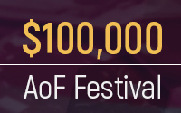 {:ru}(07.09.2018) $100,000 AoF Festival в сентябре на Lotos Poker.{:}{:en}(07.09.2018) $100,000 September AoF Festival at Lotos Poker.{:}