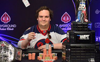 {:ru}(4.11.2018) Патрик Серда выиграл турнир на серии WPT Montreal{:}{:en}(4.11.2018) Patrick Serda wins tournament at WPT Monreal series.{:}