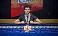 {:ru}(26.10.2018) Майкл Адамо победитель турнира хайроллеров на серии WSOP Europe{:}{:en}(26.10.2018) Michael Addamo winner highrollers tournament at the WSOP Europe series.{:}
