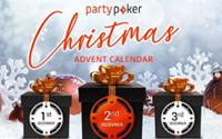 {:ru}(02.12.2018) Рождественский календарь в онлайн покер руме PartyPoker.{:}{:en}(02.12.2018) PartyPoker presents new promotion Christmas Advent.{:}