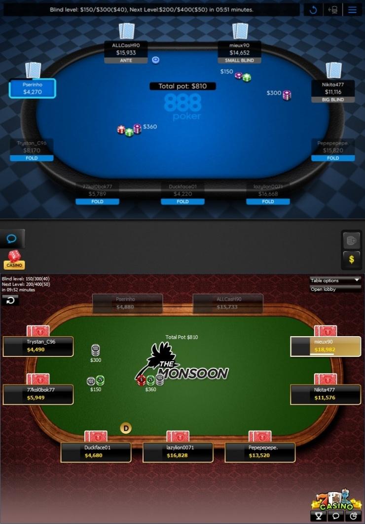 Покер онлайн клиент захват казино видео