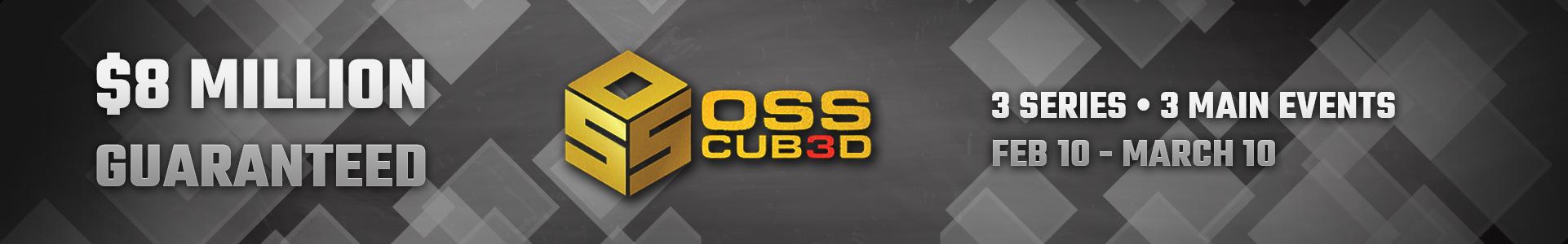 OSS CUB3D