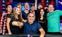 {:ru}(19.06.2016) Говард Мэш победитель Event #32: $1,000 Seniors No-Limit Hold