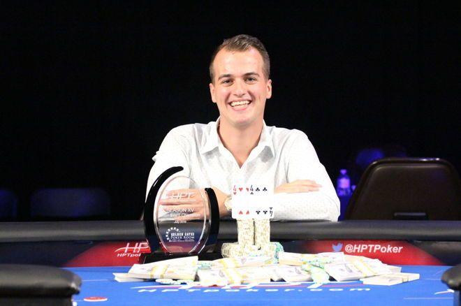 Austin Peck Wins HPT