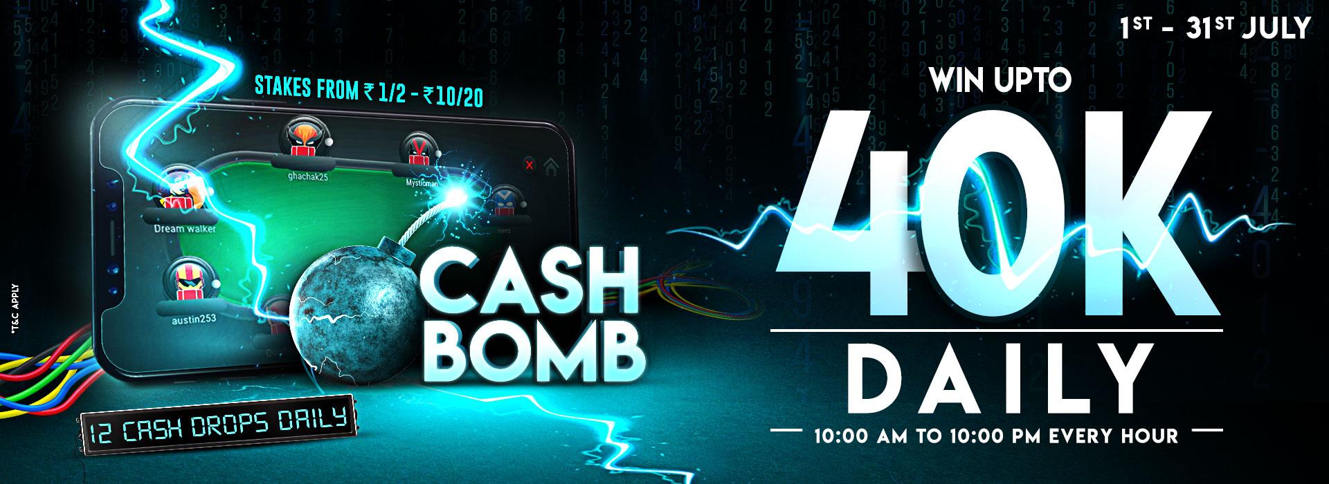 Cash Drop