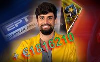 {:ru}(29.08.2019) Серхи Рейксач победитель EPT Barcelona €100K{:}{:en}(29.08.2019) Sergi Reixach has Won EPT Barcelona €100K.{:}