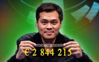 {:ru}(20.10.2019) Джеймс Чен занял первое место в WSOP Europe €250K Super High Roller.{:}{:en}(20.10.2019) Taiwan