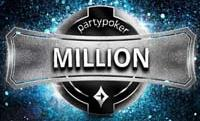 {:ru}(09.11.2019) PartyPoker: турнир с байином $215 partypoker MILLION{:}{:en}(09.11.2019) The prestigious partypoker MILLION is back!{:}