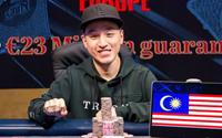 {:ru}(31.10.2019) Чин Вэй Лим занял первое место в турнире хайроллеров на WSOPE.{:}{:en}(31.10.2019) Chin Wei Lim Wins WSOPE High Roller tournament.{:}