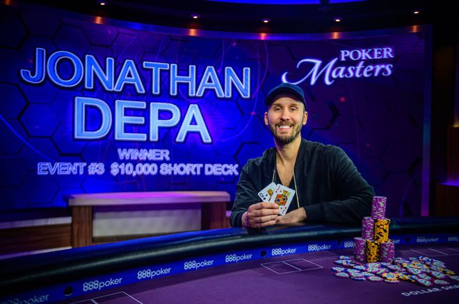 Jonathan Depa Wins 10k Short Deck Poker Masters