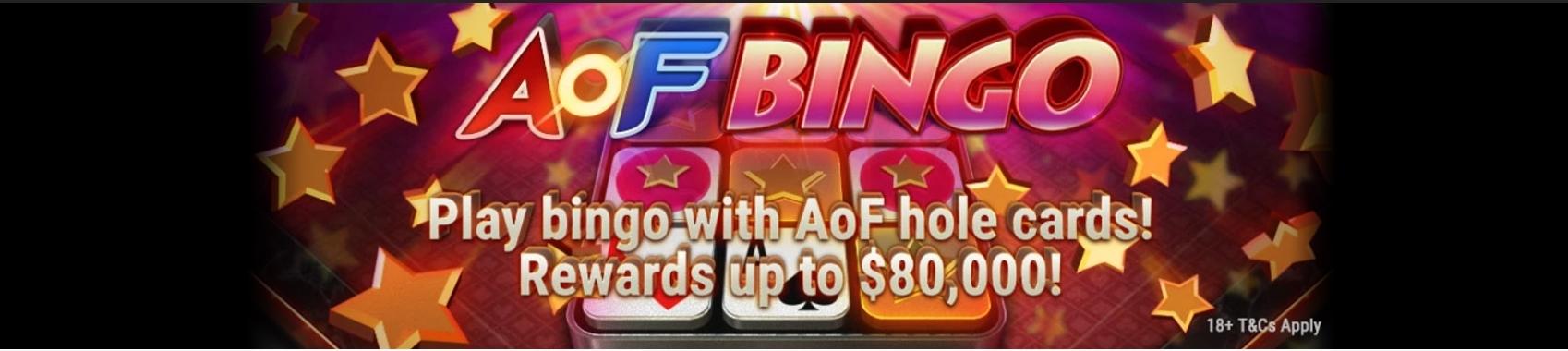 AoF Bingo