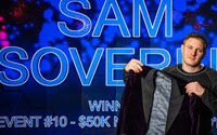 {:ru}(16.11.2019) Сэм Соверел выиграл Main Event Poker Masters 2019.{:}{:en}(16.11.2019) Sam Soverel wins Poker Masters main Event.{:}