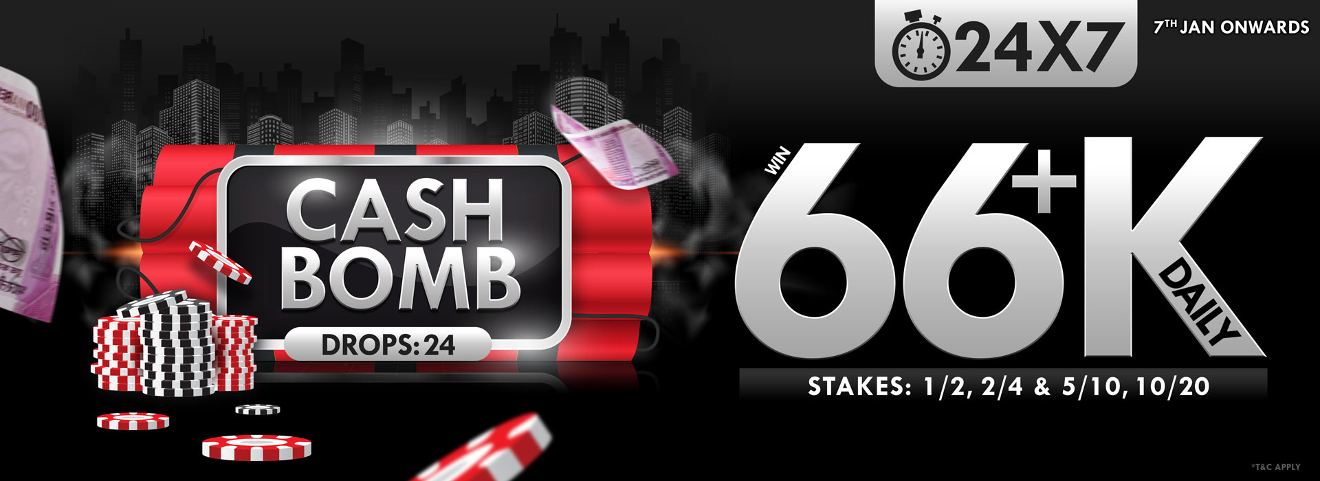 Cash Bomb 2020