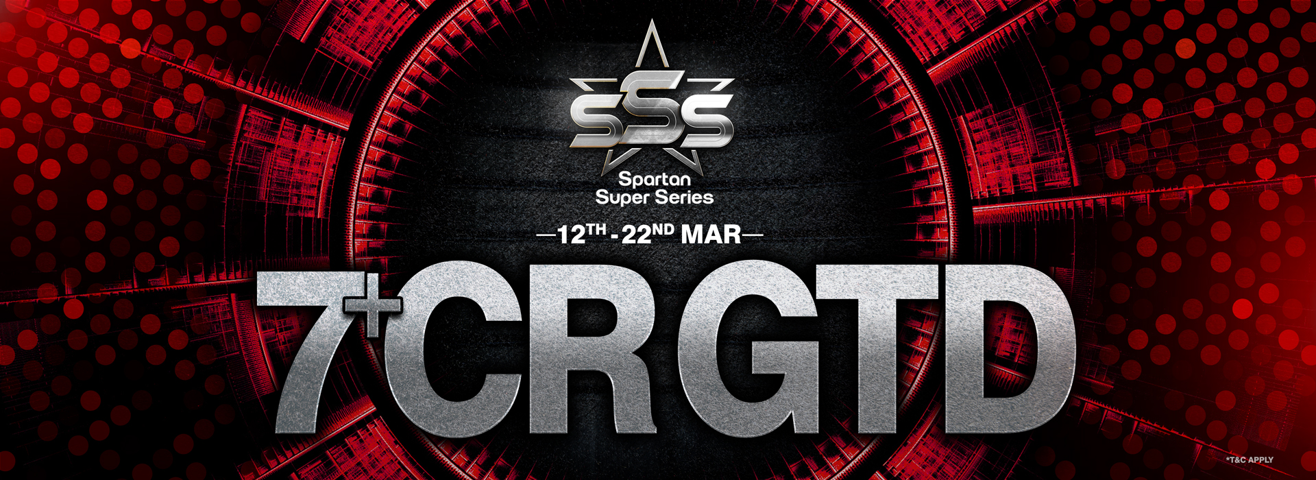 Spartan Super Series march 2020